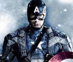 《美国队长2》海报手机壁纸