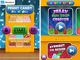 糖果工厂for iPhone苹果版5.0(益智经营) - 截图1
