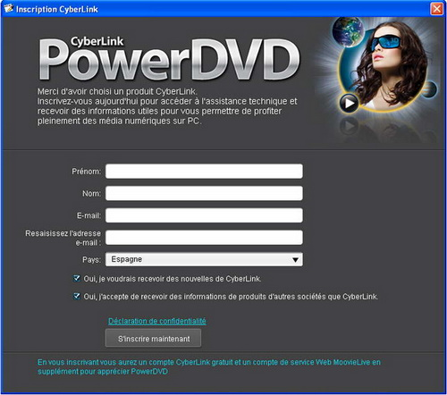 PowerDVD 15.0.1510.58(光碟播放程序) - 截图1