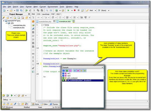 RJ TextEd 10.24(代码编辑工具) - 截图1