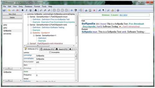 tlDatabase 8.1.0.1484(程序结构编辑工具) - 截图1