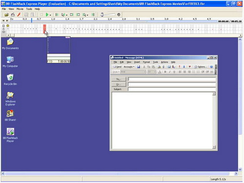 BB FlashBack Express 5.7.0.3607(屏幕录制工具) - 截图1