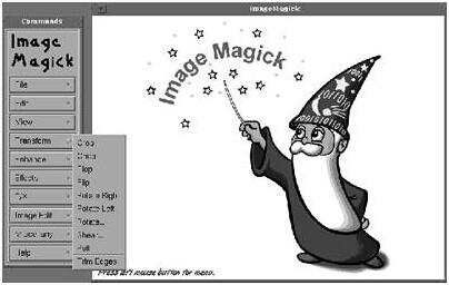 ImageMagick (64-bit) 6.9.1-2(图片格式转换工具) - 截图1
