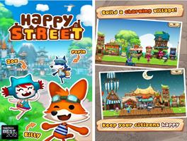 幸福街for iPhone苹果版5.0(城市经营) - 截图1