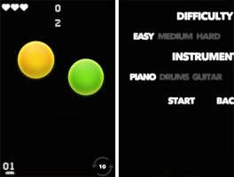 节奏狂热for iPhone苹果版4.3.1(音乐休闲) - 截图1
