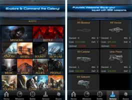 银河暗星系for iPhone苹果版5.0(银河争霸) - 截图1