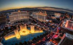 拉斯维加斯(Las Vegas)城市风景壁纸