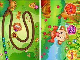 小猴子祖玛for iPhone苹果版4.3.1(猴子消除) - 截图1