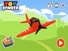 玩具轰炸机for iPhone苹果版4.3.1(飞行娱乐) - 截图1