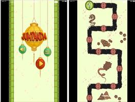 跳跳功夫熊猫for iPhone苹果版6.0(熊猫跳跃) - 截图1