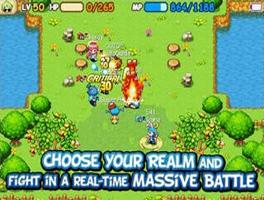 魔法世界for iPhone苹果版6.0(阵营之战) - 截图1