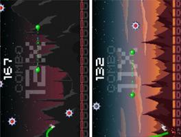 木星跳跃for iPhone苹果版5.1(休闲跑酷) - 截图1