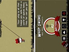 摇摆的皮鞭for iPhone苹果版6.0(休闲跑酷) - 截图1