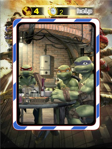 忍者神龟 for iPhone苹果版5.1(休闲益智) - 截图1