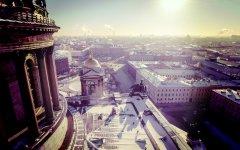 欧洲古典城市壁纸
