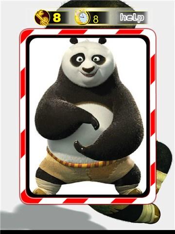 功夫熊猫for iPhone苹果版5.1(休闲益智) - 截图1