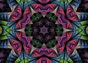 另类彩色创意壁纸