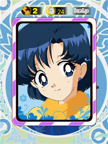 美少女战士for iPhone苹果版5.1(休闲益智) - 截图1