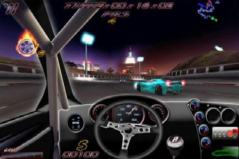 极限赛车for iPhone苹果版5.1(赛车竞速) - 截图1