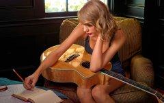 Taylor Swift唯美壁纸