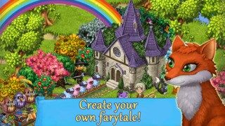 童话农场for iPhone6.0(农场经营) - 截图1