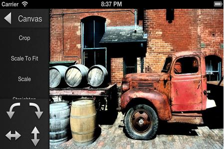 滤镜风暴for iPhone6.0(图像处理) - 截图1