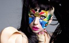 Lady Gaga另类写真壁纸
