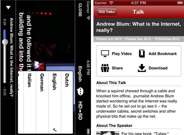 演讲舞台for iPhone6.0(阅读教育) - 截图1