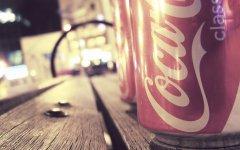 可口可乐唯美壁纸