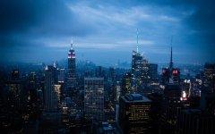 纽约景色桌面壁纸