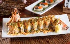 减肥无用!吃起来!高清寿司电脑壁纸