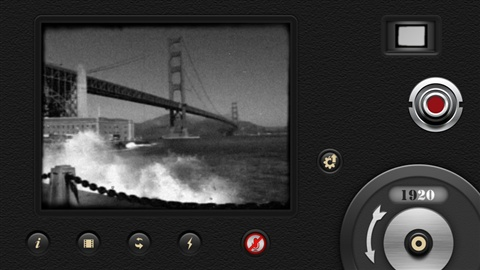 8毫米相机V2.2官方版for iPhone(复古相机) - 截图1