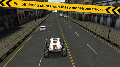 疯狂怪物卡车:逃逸V3.9.01正式版for iPhone(赛车竞速) - 截图1