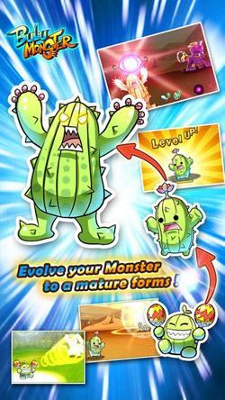 布鲁怪物-Blue MonsterV3.4.0正式版for iPhone(策略养成) - 截图1