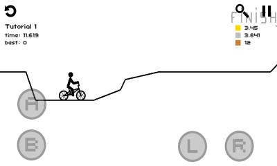 涂鸦骑士draw rider正式版for iPhone(涂鸦竞速) - 截图1