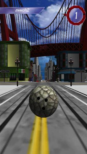 旧金山保龄球V3.99正式版for iPhone(体育竞技) - 截图1