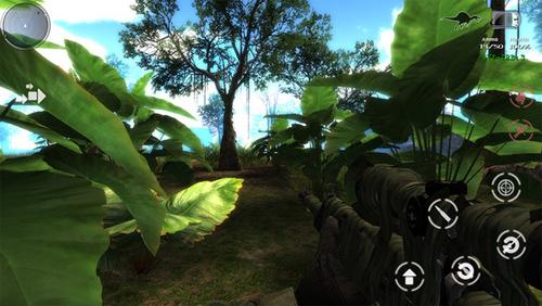 恐龙猎人V1.65正式版for iPhone(射击游戏) - 截图1