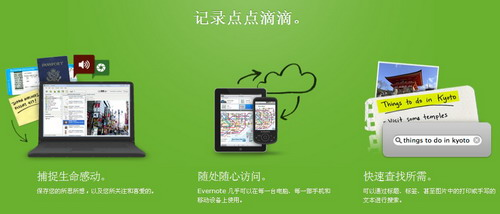 EverNote(印象笔记) 5.9.8.9906 中文版(网络笔记) - 截图1
