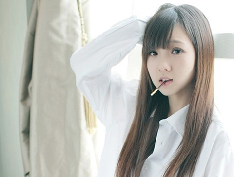 ChinaJoy showgirl纯美手机壁纸