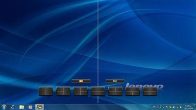 Lenovo.SplitScreen(联想分屏软件)官方版 - 截图1