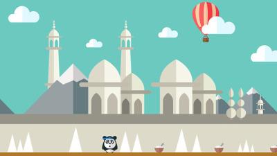 时髦熊猫 for iOS - 截图1
