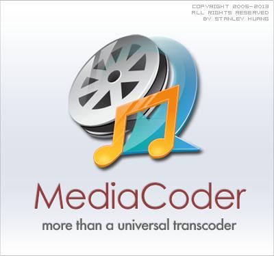 MediaCoder(影音转码快车)v0.8.42.5822中文版 - 截图1