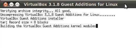 电脑中如何设置VirtualBox下的Ubuntu共享剪贴板功能4