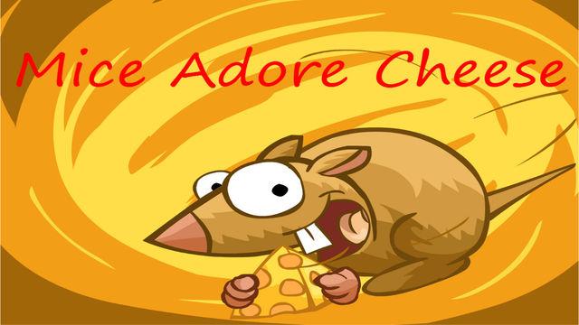 老鼠觅食记V1.4.1 苹果游戏 - 截图1