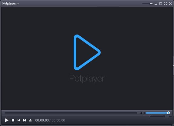 PotPlayer播放器 v1.6.596 官方中文版 - 截图1