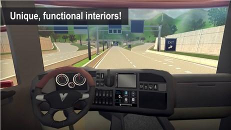 模拟卡车2016 3D v1.7 苹果游戏 - 截图1