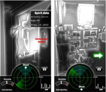 鬼魂探测器 v1.4 iphnone版 - 截图1