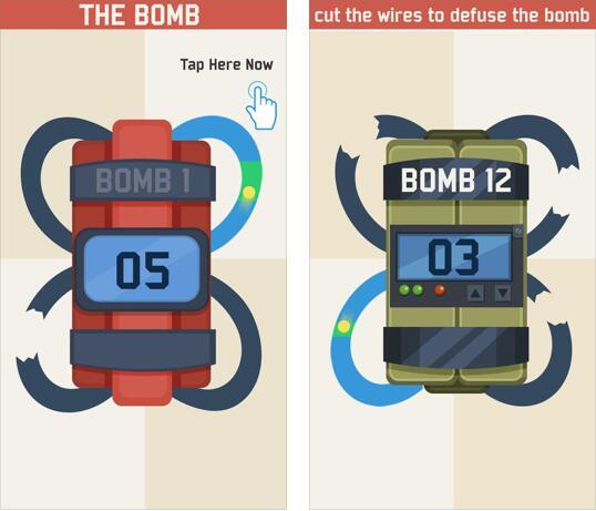 拆炸弹v1.1 iOS版 - 截图1