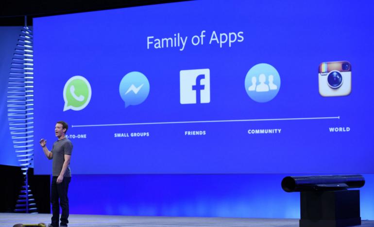 facebook开发新应用