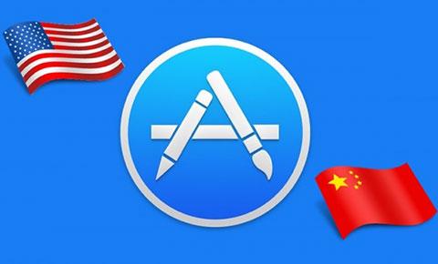 iPhone下载国外App方法
